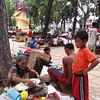 Lumads fleeing