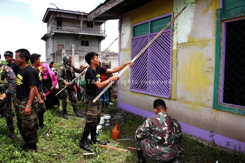 BIAF-MILF and military in bayanihan