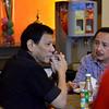 Davao City Mayor Rodrigo Duterte on federalism and BBL