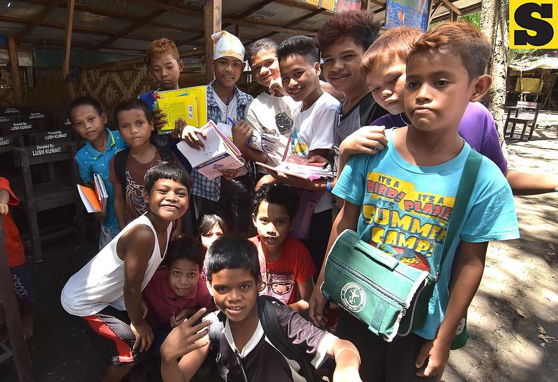 Children of lumads