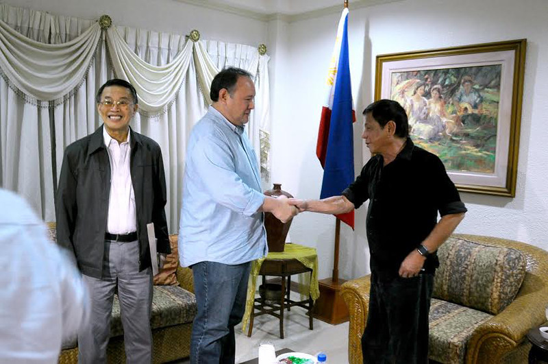 Duterte and Gibo