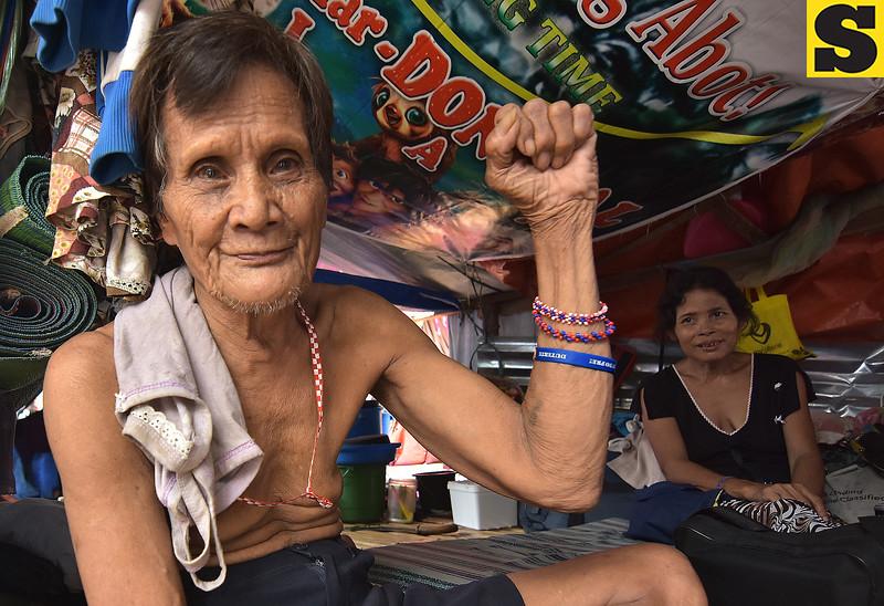 Lumad elder