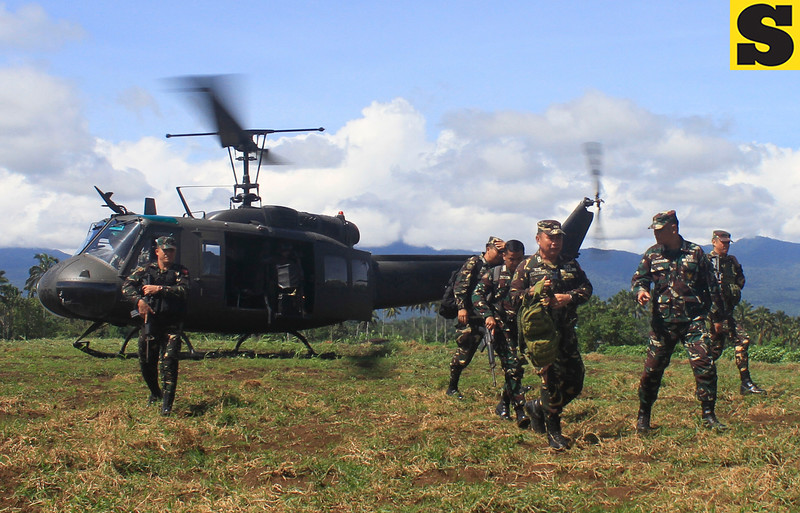 Military operations in Lanao del Sur