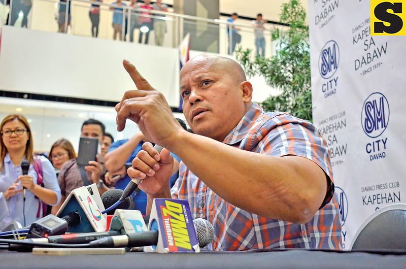 PNP Chief Ronald dela Rosa