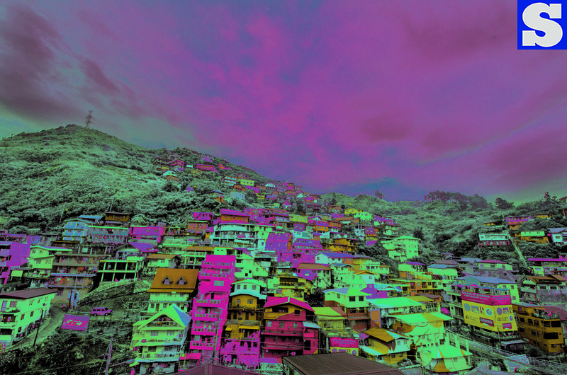 Colors of Stobosa in La Trinidad