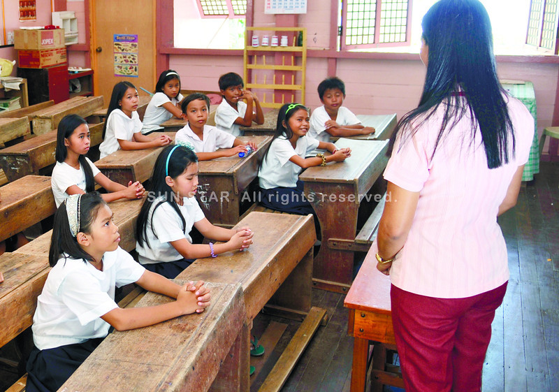 CEBU. Both classrooms and homes are covered by the new ban on corporal punishment. (Sun.Star Cebu)