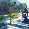 DRAINAGE WORK.Once a drainage project on H. Cortes St. is completed, there will be one less flood-prone road in Mandaue City. (Sun.Star Photo/Allan Cuizon)