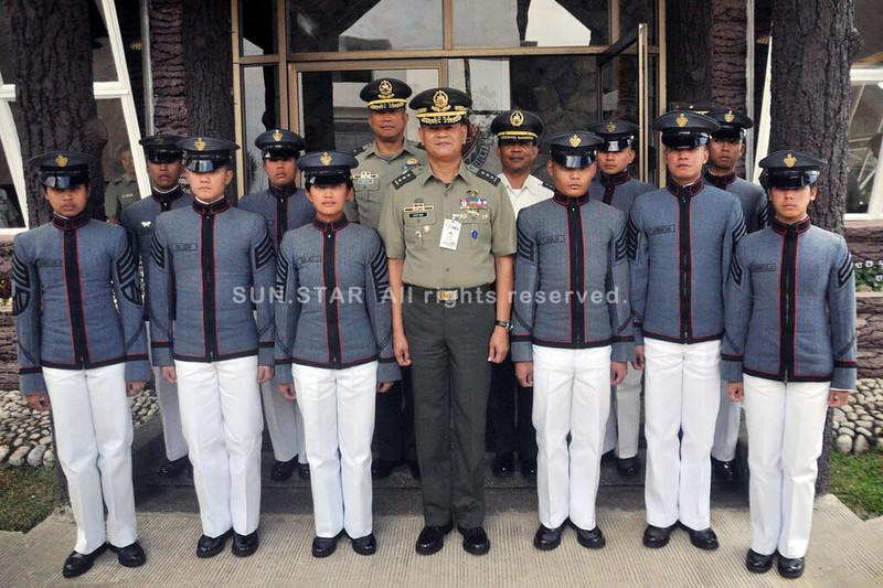 PMA top 10 cadets