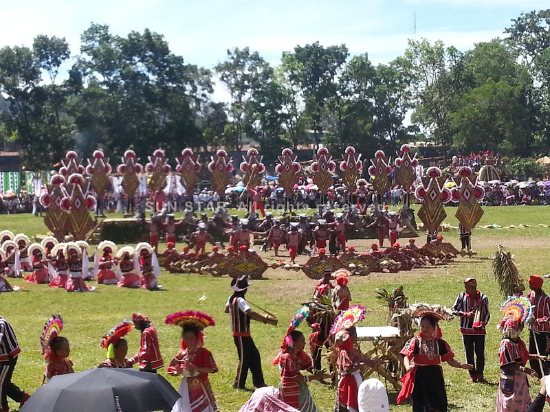 Kaamulan Festival 2013: A glimpse of the rich culture of Bukidnon. (Joey Nacalaban)