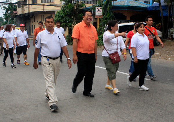 Unity Walk and peace covenant signing in Cagayan de Oro