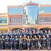 La Sage Auditorium of Southern Philippine Adventist College graduates