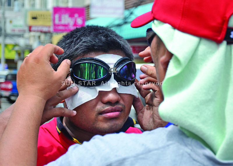 Sportsfest for differently-abled persons