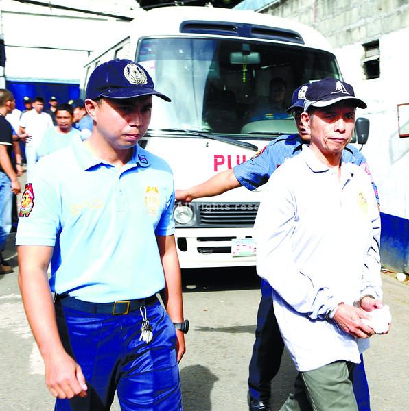 NPA leaders arrested in Aloguinsan, Cebu