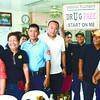 Drug-free officials of Barangay Pulangabato, Cebu City