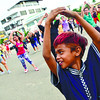 Zumba at Mandaue City Hall