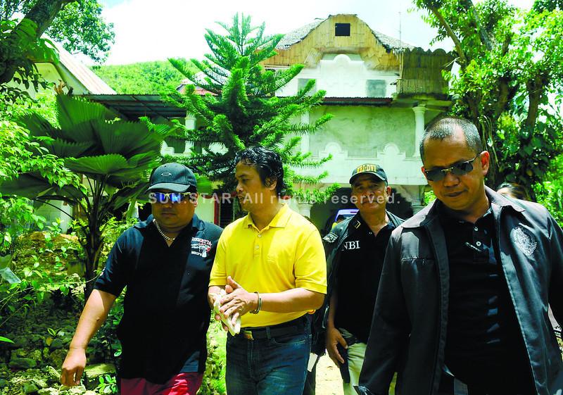 Cult leader taken into custody