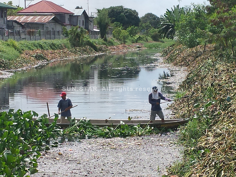 Pampanga river cleanup