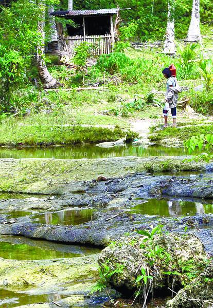 Water source in Tuburan