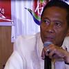 Philippine Vice President Jejomar Binay
