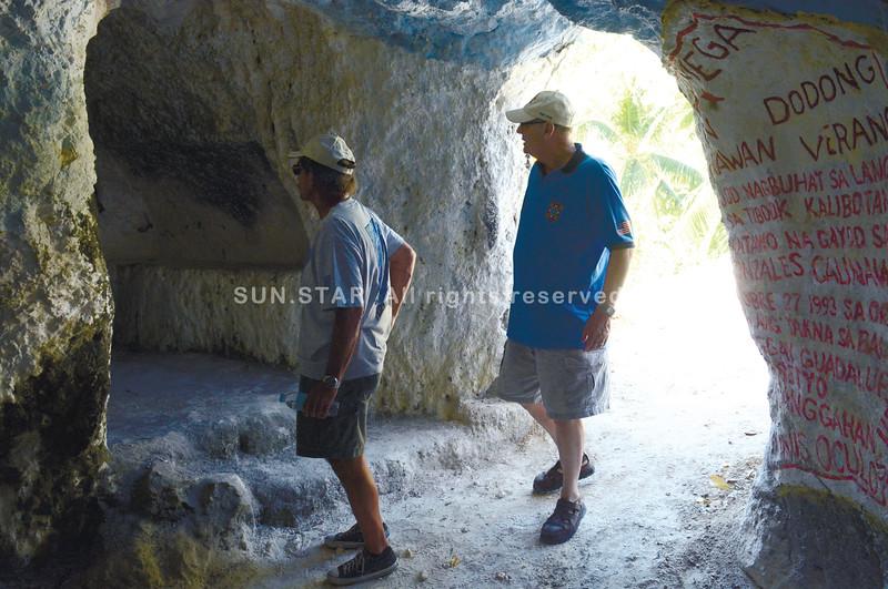 American war veterans visit World War II sites in Cebu