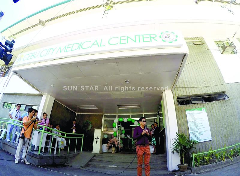 CCMC pediatrics ward