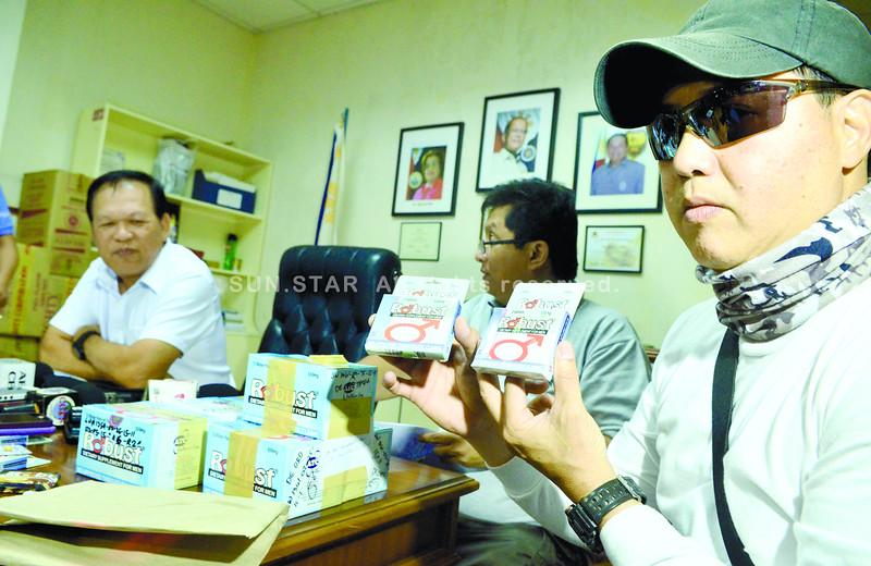 Fake sex-enhacing drugs in Cebu