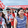 Air Asia Manila-Davao flight