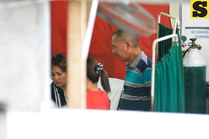 Assistant Cebu City Prosecutor Mary Ann Castro was arrested by police
