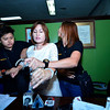 Mary Ann Castro refused to be handcuffed