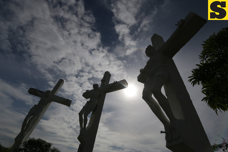 Samboan way of the cross