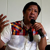 Bongbong Marcos in press conference