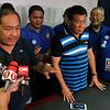 Davao City Mayor Rodrigo Duterte and Winston Garcia