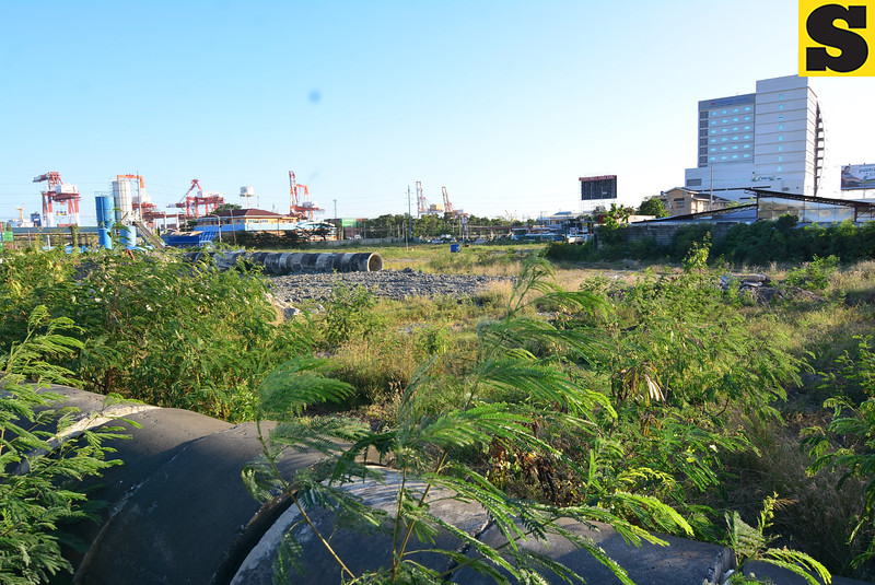 Block 27 lot at North Reclamation Area