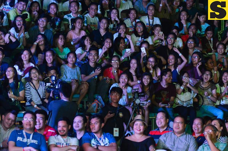 Cebu presidential debate