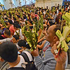 Palm Sunday in Cebu