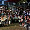 Presidential debate audience