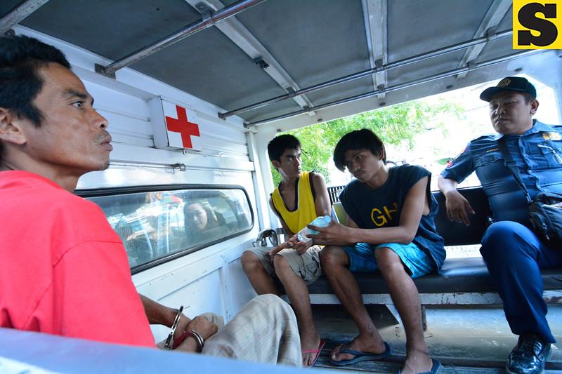 Murder suspects arrested in Cebu