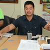 05-08-14 (date published)<br /> Photo taken-05-07-14                                                 <br /> PLAN. Acting Dumanjug Mayor Efren Guntrano Gica plans to file another case against suspended Mayor Nelson Garcia, this time over questionable projects in the town. Story, A5.<br /> (Sun.Star Foto/Allan Defensor)
