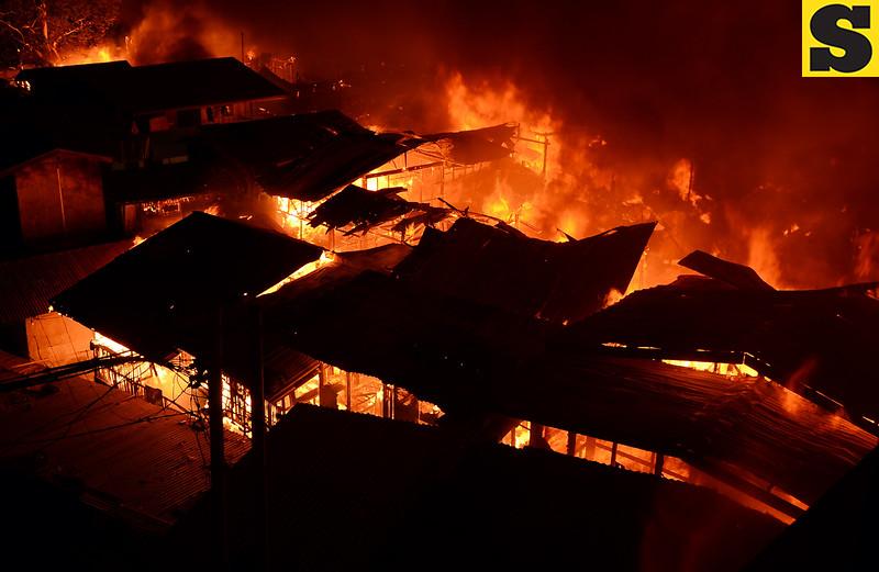 Guizo-Mantuyong fire
