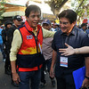 Mike Rama and Gringo Honasan