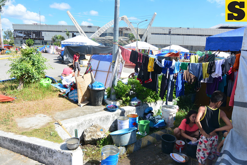 Guizo and Mantuyong fire victims