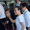 Grace Poe at UP Cebu for presidential debate