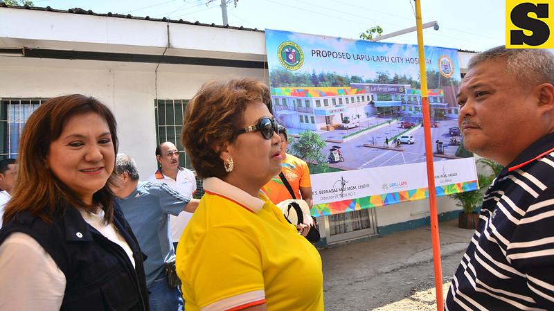 Jaime Bernadas and Paz Radaza
