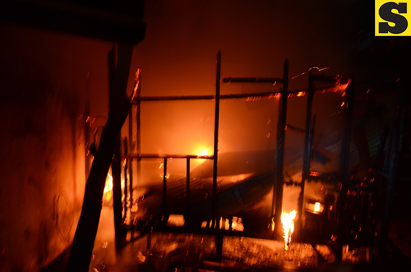 Barangay Poblacion, Lapu-Lapu City fire