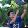 Solar eclipse seen in Cebu City