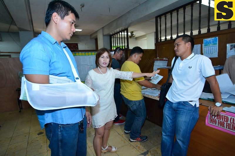 Mary Ann Castro posts bail