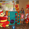 CAGAYAN DE ORO. Aiza Mae Mac Mertalla receives her playground set from executives of Jollibee at its branch in Limketkai Mall on Thursday. (Joey P. Nacalaban)