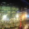 View from the Coral Way entrance of Mall of Asia Arena. (Glaiza Jarloc)