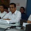 MANILA. Acting Neda Director General Arsenio Balisacan faces the media for the first time on Thursday at Neda headquarters in Pasig City after he was named as new socioeconomic planning chief replacing Cayetano Paderanga Jr., who resigned due to health reasons. (SDR/Sunnex)