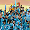 PANGASINAN. Western Visayas SPED athletes ruled the Palarong Pambansa 2012 Special Games relegating last year's over-all champion, Ilocos Region, to first runner-up. (Liway C. Manantan-Yparraguirre)